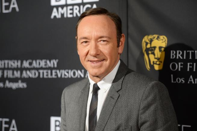 L'attore Kevin Spacey