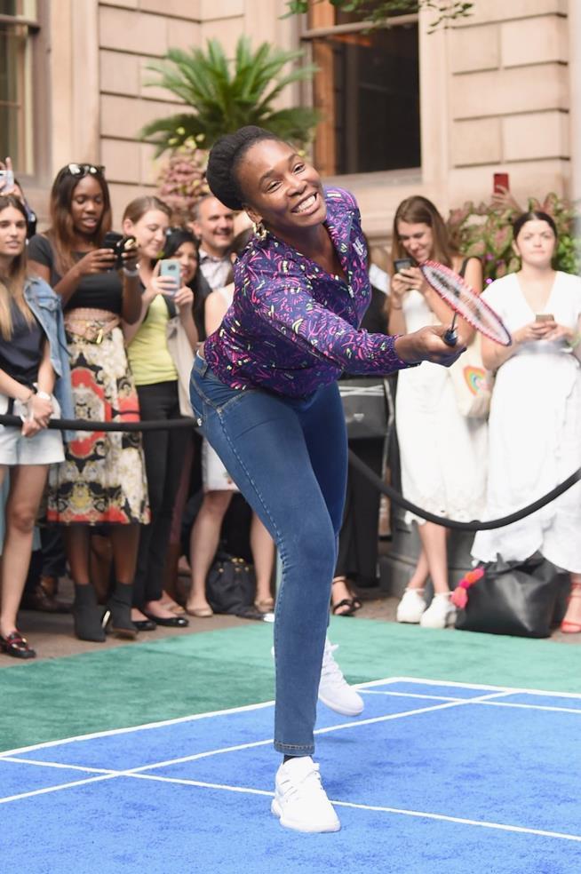 Venus Williams al Lotte New York Palace Invitational