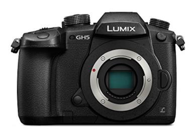 Panasonic Lumix G DC-GH5