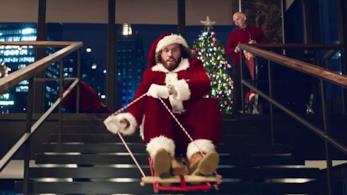 Una immagine tratta dal film La festa prima delle feste del 2016