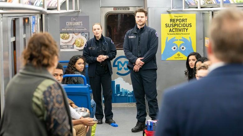 Un'immagine dall'episodio 2x10 di Station 19