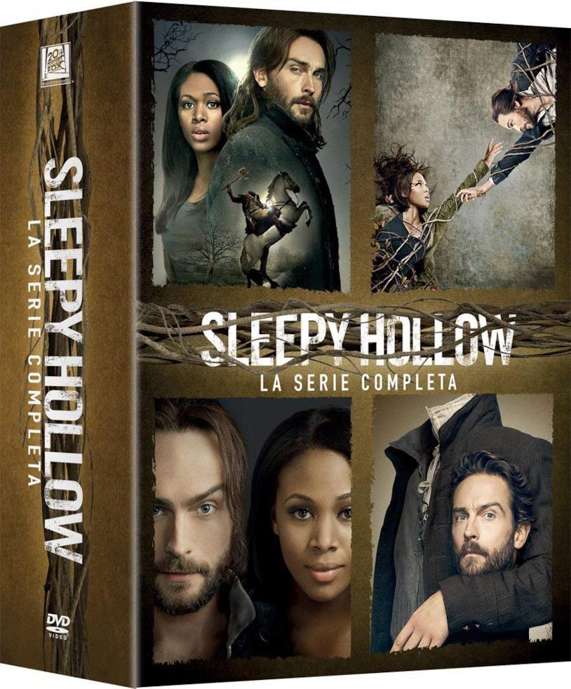 Cofanetto DVD di Sleepy Hollow - Stagioni 1-4