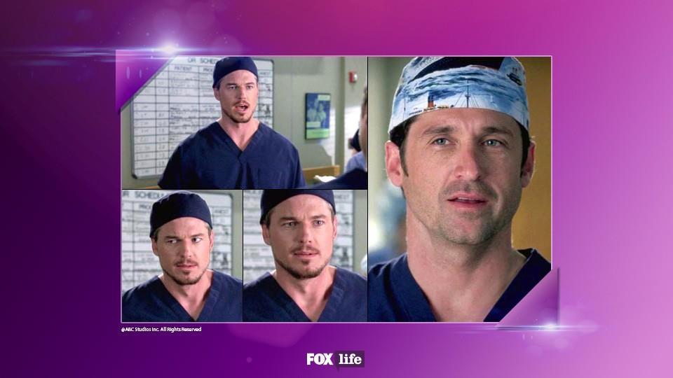 Mark fa di tutto per riconquistare l'amicizia di Derek, riuscendoci.