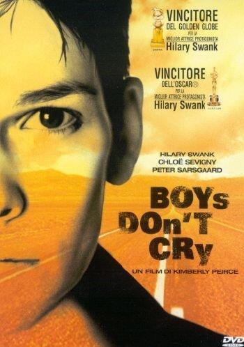 Il Dvd del film Boys Don't cry