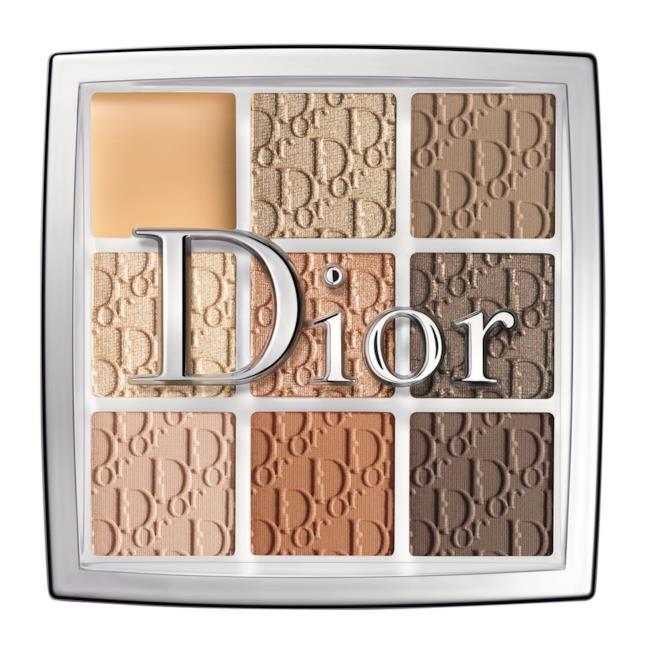 Dior Backstage Eye Palette in Warm Neutrals