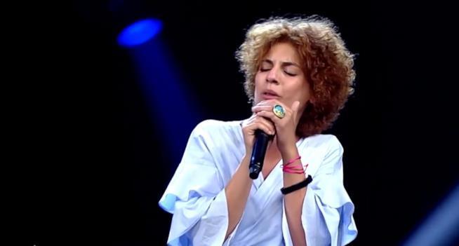 Rita Bellanza canta Sally
