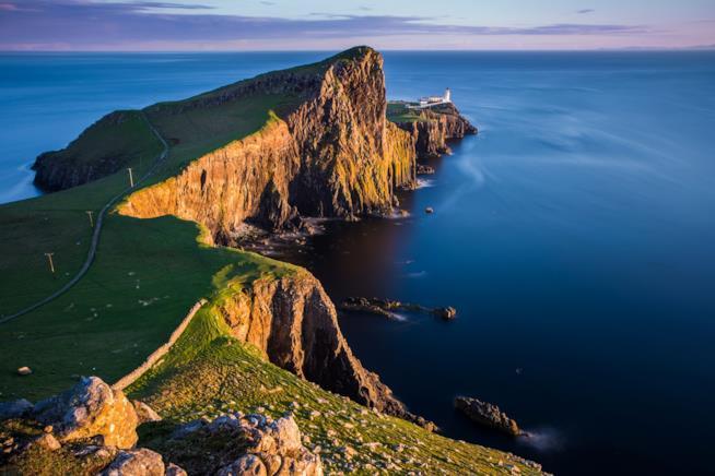 Vacanza romantica in Scozia