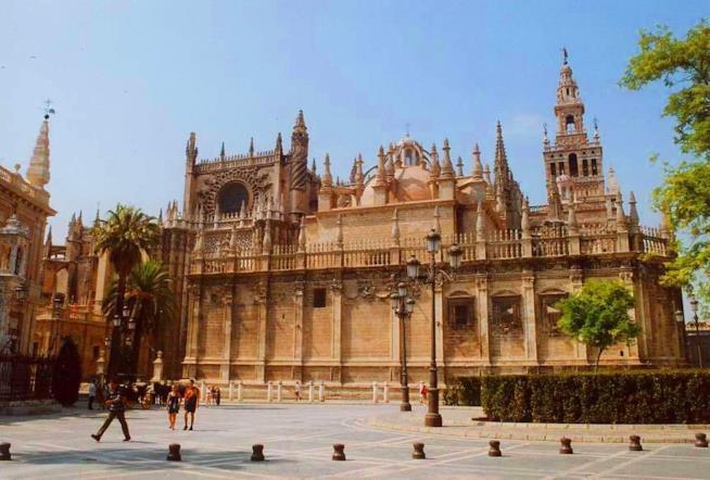 La Cattedrale e la Giralda