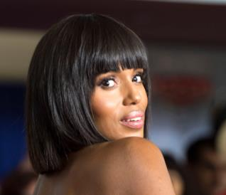 L'attrice Kerry Washington