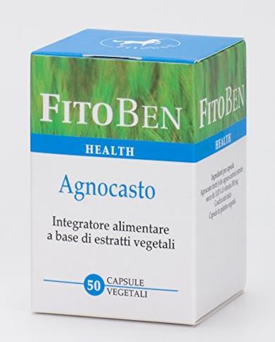 Agnocasto - Integratore naturale per i disturbi del ciclo femminile