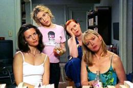 Carrie, Miranda, Samantha e Charlotte senza trucco. Riuscite a riconoscerle?