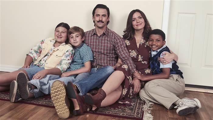 This Is Us: un'immagine promozionale dalla serie