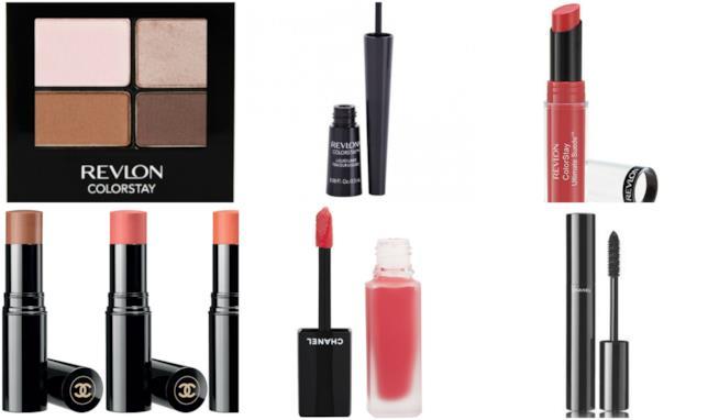 Lipstick Chanel e Revlon, Blush e ombretti di Halle Berry