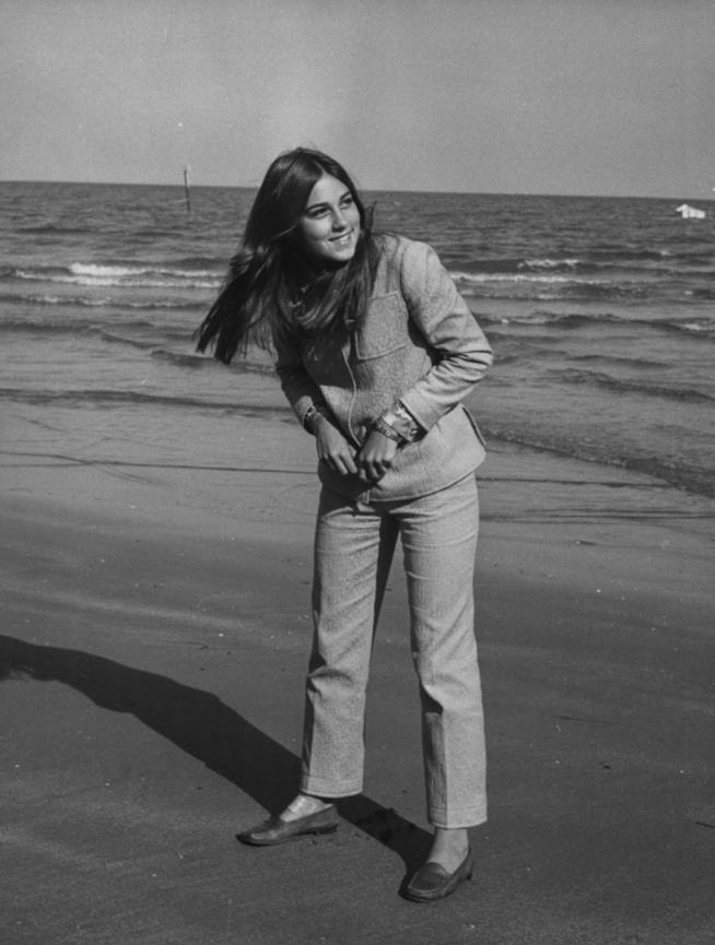 Romina Power negli anni '70