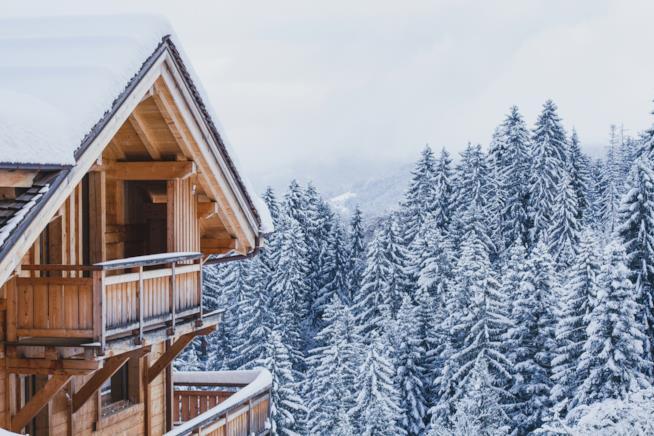 Soluzioni per arredare una casa di montagna in stile for Immagini di case di montagna