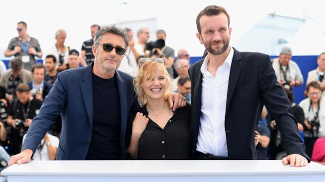 Cold War: il cast e il regista a Cannes