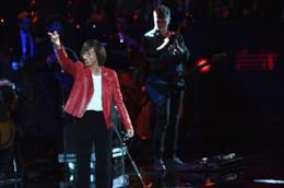 Gianna Nannini in un concerto