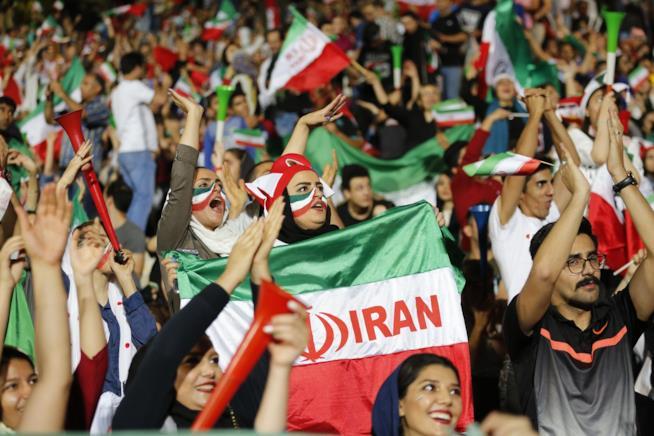 Tifose iraniane