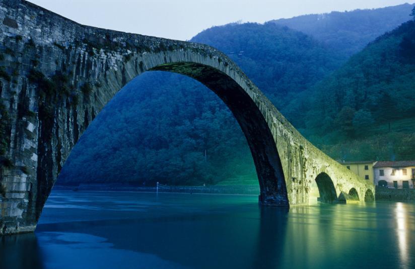Vacanze in Toscana: la Garfagnana e il Ponte del Diavolo