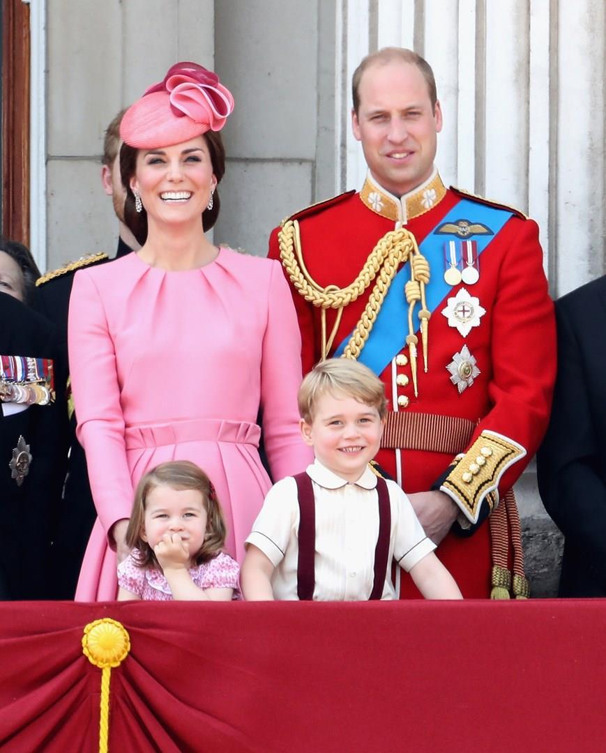 Il Principe William Sul Figlio George Vuole Diventare Un border=