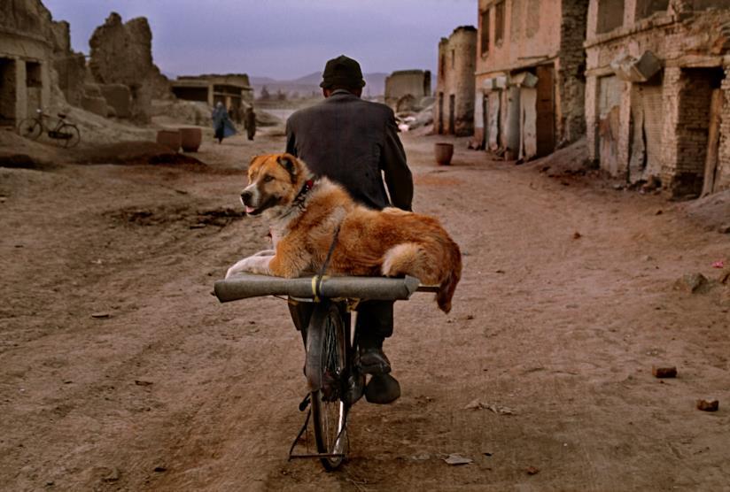 Steve McCurry Kabul, Afghanistan Anno: 2002