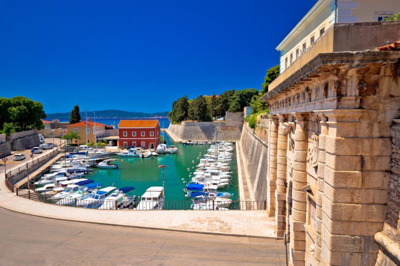 Zadar e il suo sistema difensivo
