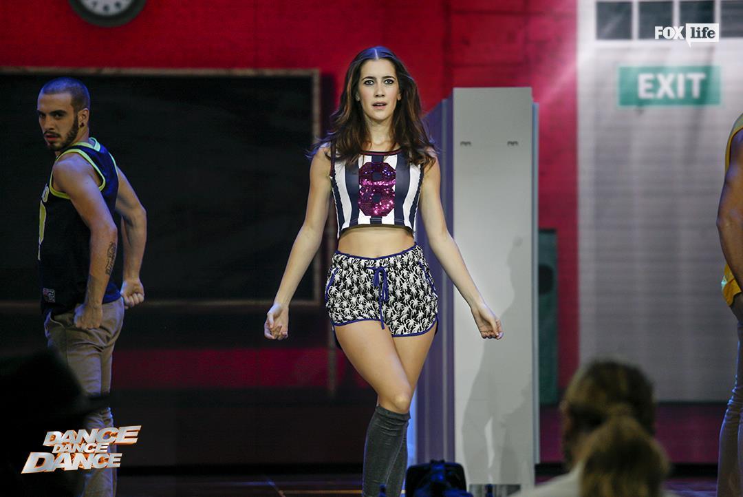 Clara in versione Britney Spears nel sesto serale