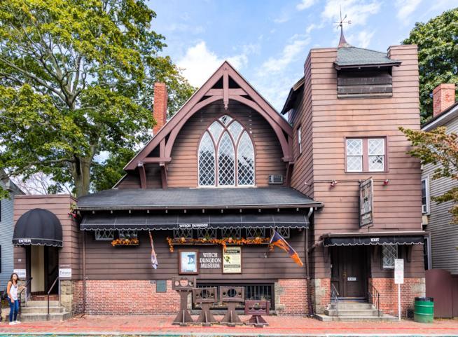 Salem, la città delle streghe
