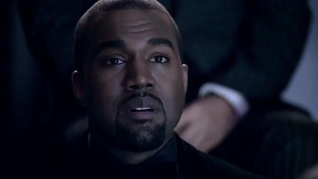 Kanye West che dice di essere il migliore