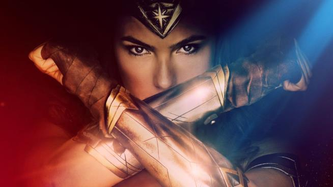 Wonder Woman: Etta Candy protagonista di una clip tagliata