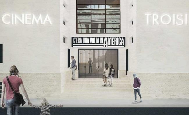 Il cinema Torisi a Trastevere riaprirà il 31 ottobre con una nuova veste