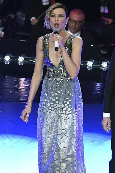 Anna Foglietta Sanremo 2019