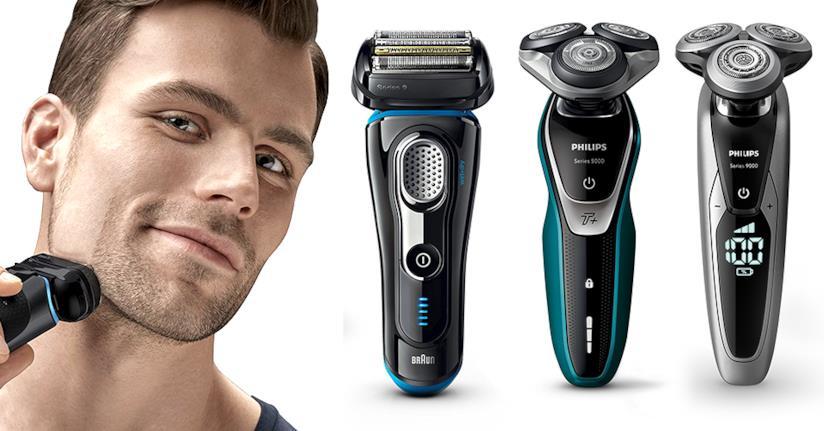 Rasoi elettrici da barba