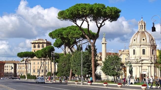 Roma col sole