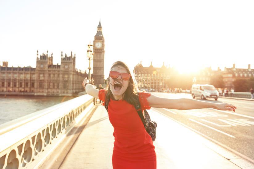Londra e felice