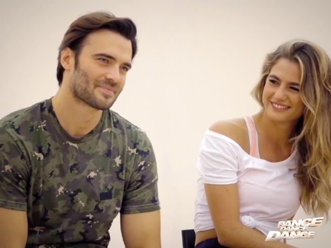 Giulio Berruti e Cristina Marino