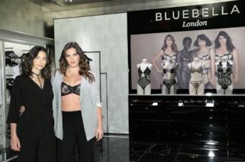 Lancio della nuova capsule Bluebella x Victoria's Secret