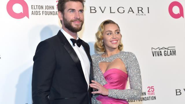Liam Hemsworth ha già avviato le pratiche del divorzio da Miley Cyrus per 'differenze inconciliabili'