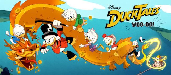 Locandina DuckTales