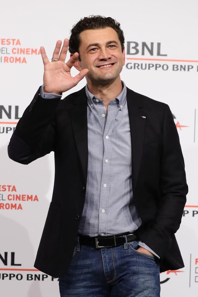 L'attore Vinicio Marchioni