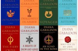 Tutti i libri della saga di Outlander