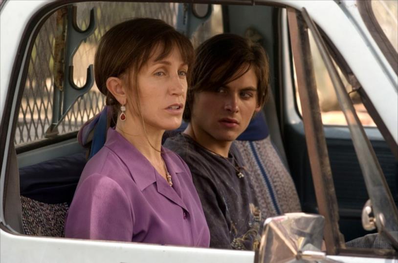 Felicity Huffman nel film Transamerica