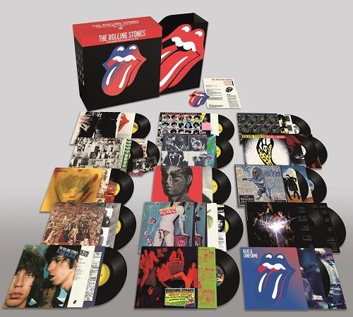 The Studio Albums Vinyl Collection 1971-2016 Rolling Stones