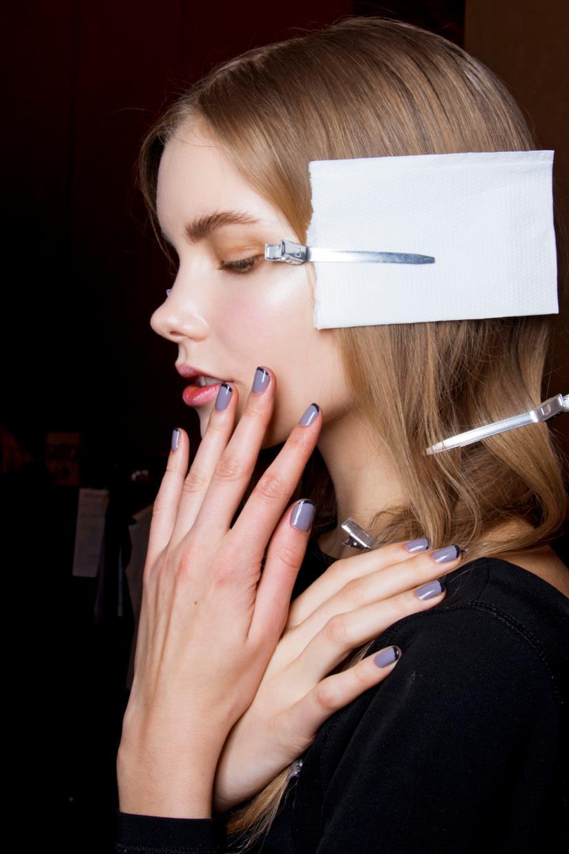 Manicure unghie che si sfaldano