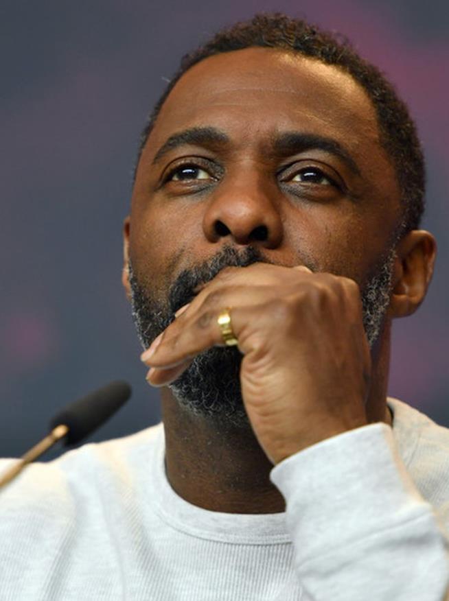 Idris Elba a Berlino