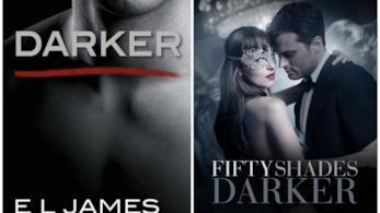 La copertina di Darker