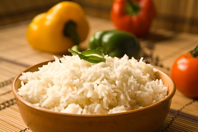 A cena il riso, meglio se basmati, è da preferire alla pasta