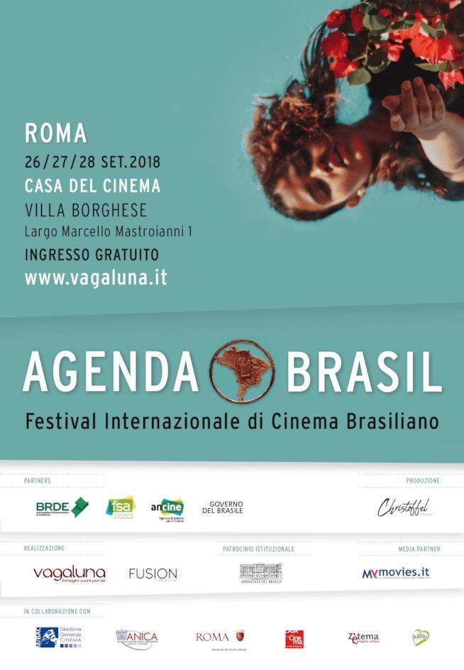 Agenda Brasil 2018, la locandina