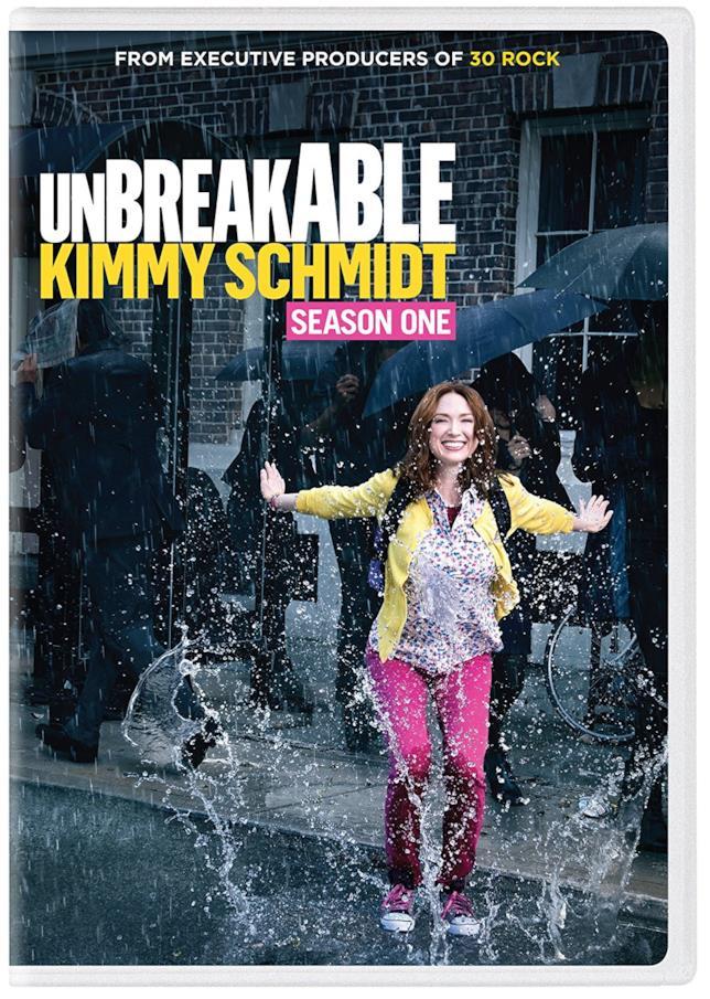 Cofanetto DVD di Unbreakable Kimmy Schmidt - Seasons 1
