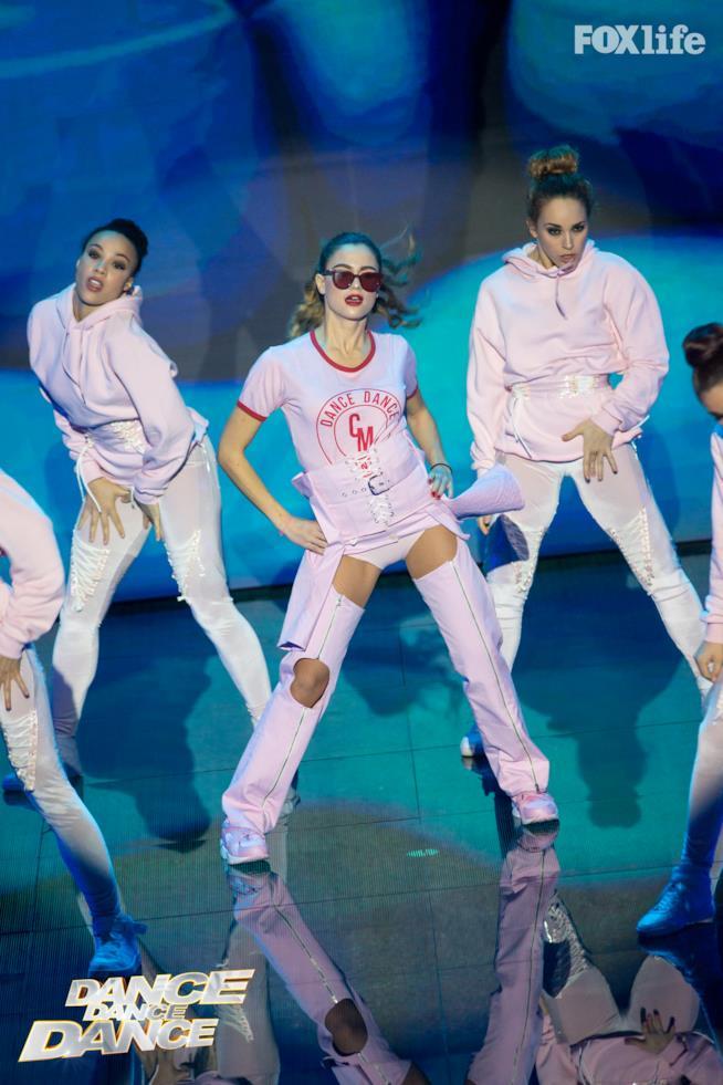 Cristina Marino, assolo semifinale Dance Dance Dance 2